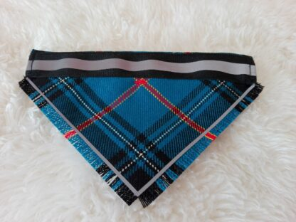 Tartan doggy scarf picture