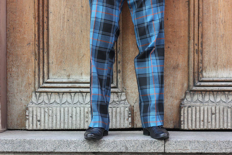 Eesti tartankangast püksid