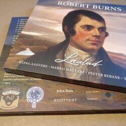 Burns Songs CD