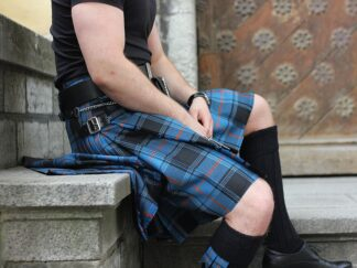 Kilt and its accessories