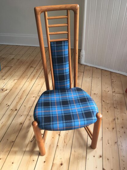 Tartan chair