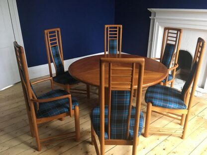Estonian Tartan chairs