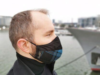 Tartan mask