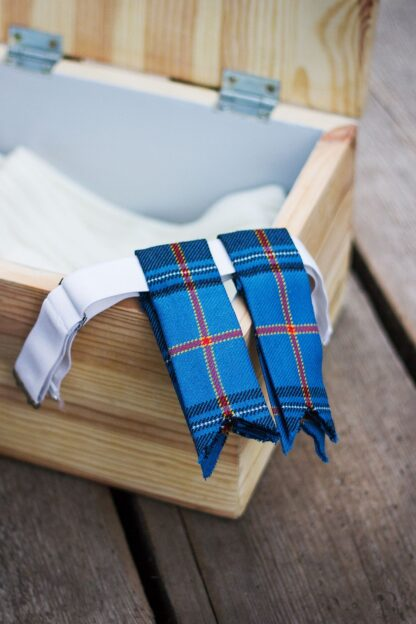 Flashes Estonian Tartan